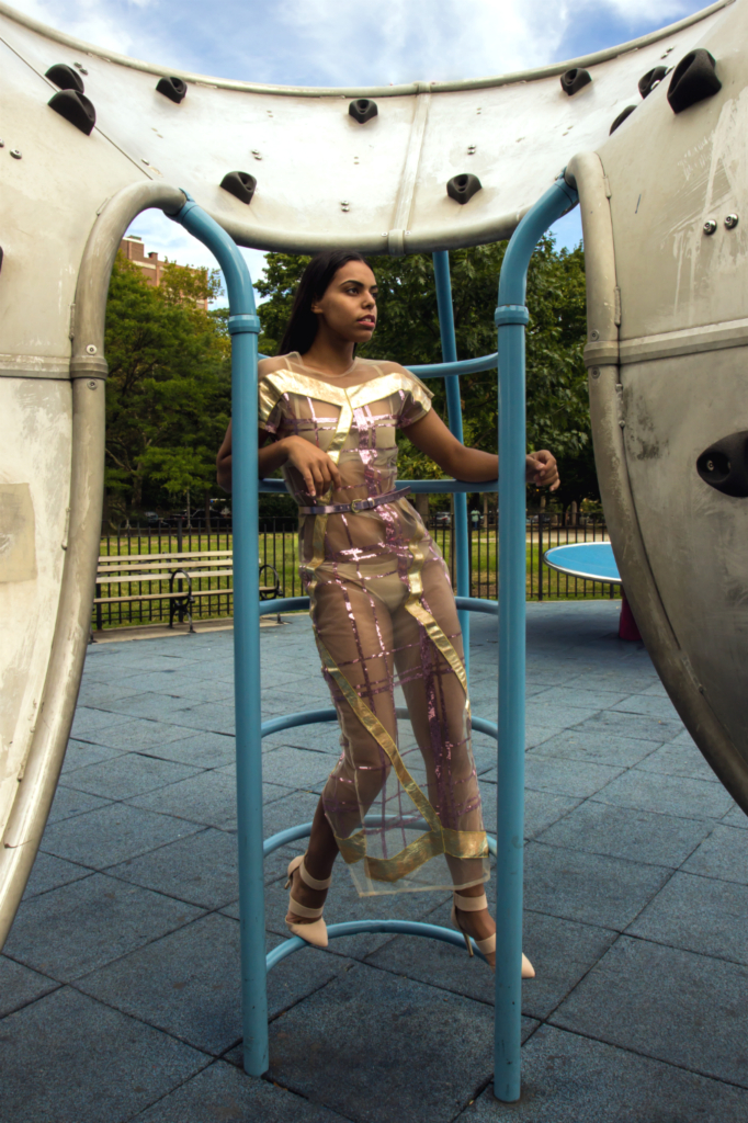SHADETH Spring Summer 2015 by Lauren Click for BX Fashion Week
